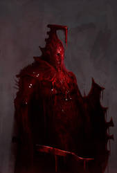 Blood Armour by Chenthooran
