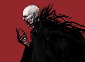 Dracula by Chenthooran