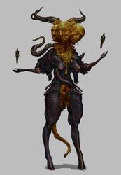 Diablo redesign by Chenthooran