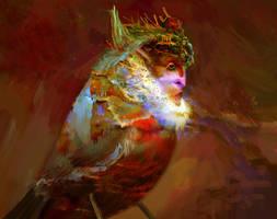 Birdo by Chenthooran