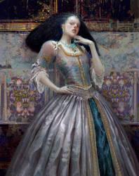 Baroque Aristocracy by Chenthooran