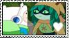 Stamp finn x huntress wizard by minimoose1231