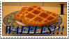 Waffle Stamp by LenOdonnel