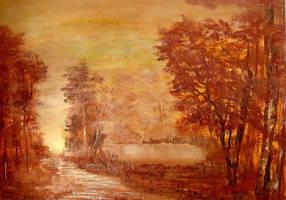 Autumn Feeling by Natan-Estivallet