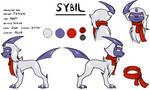 Sybil Reference by SleepySundae