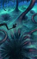 Shub-Niggurath by nightserpent