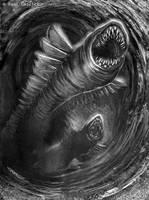 Tunnelers Below by nightserpent