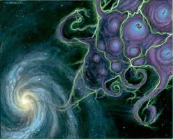 Interstellar Migration by nightserpent