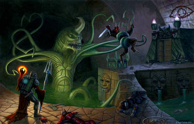 The Zargon by nightserpent
