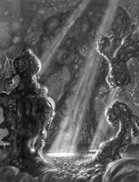 Yog Sothoth by nightserpent