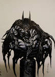 Batman by LOGANNINEFINGERS