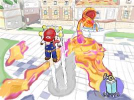 Super Mario Sunshine by RamyunKing
