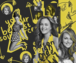 Leighton-Meester by ANCHOYS-AN