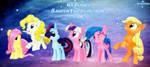 [MMD] MLP G1 (Lauren Faust's design) + DL by Sparkiss-Pony