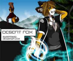 Desert Fox Promo by DesertFoxKatbox