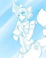 #19 Krystal (Star Fox) by DesertFoxKatbox