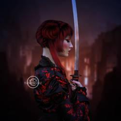 Geisha by aycatanrikulu