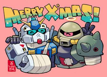 Merry X'mas by InakiShinrou