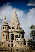 Sand Castle by Vori