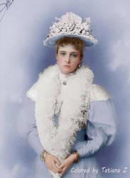 Empress Alexandra Feodorovna by tashusik