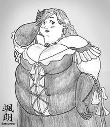My version of Agnes Nitt -BBW- by Satsurou