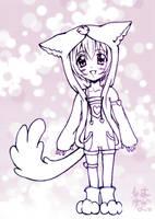Extra outfit For pythonkiller4 by KuroHana-dono