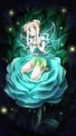 Rui, the fairy of Houseki forest by KuroHana-dono