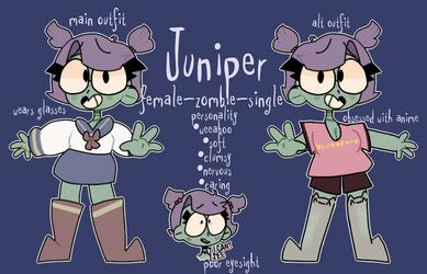 Juniper by butterseal