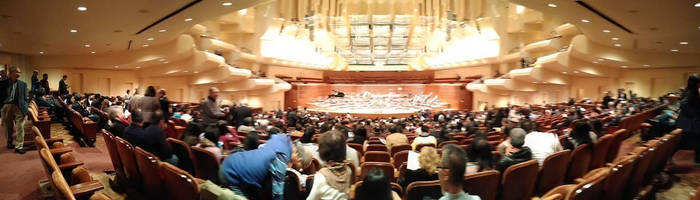 Symphony orchestra hall by nnf247