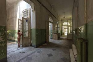 Corridor of Oblivion by Lady-Schnaps