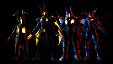 [SFM] Zetton Generations by NeoUltimo