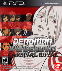 Deadman Wonderland: Carnival Royal by Ichiron47