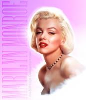 Marilyn Monroe Vector CS5 by Atebitninja