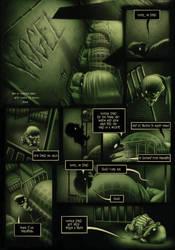 Vogel is Dead - page 1. by ZorroDeBianco