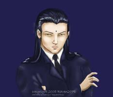 Tseng by Raven207b