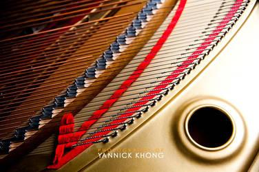 Interior of a piano by confucius-zero
