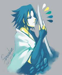 Sasuke by sad201276