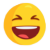 Messenger Big Grin emoji