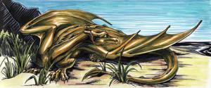 Beach Bronze by lunatteo
