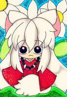 little Inuyasha by MelodiyaMoon