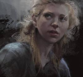Portrait by MagdaPROski