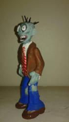 Zombie Sculpture  by WanyheadPress