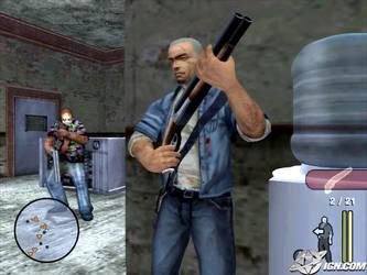 manhunt by alucard523