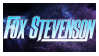 [Stamps] Fox stevenson by Izuneko
