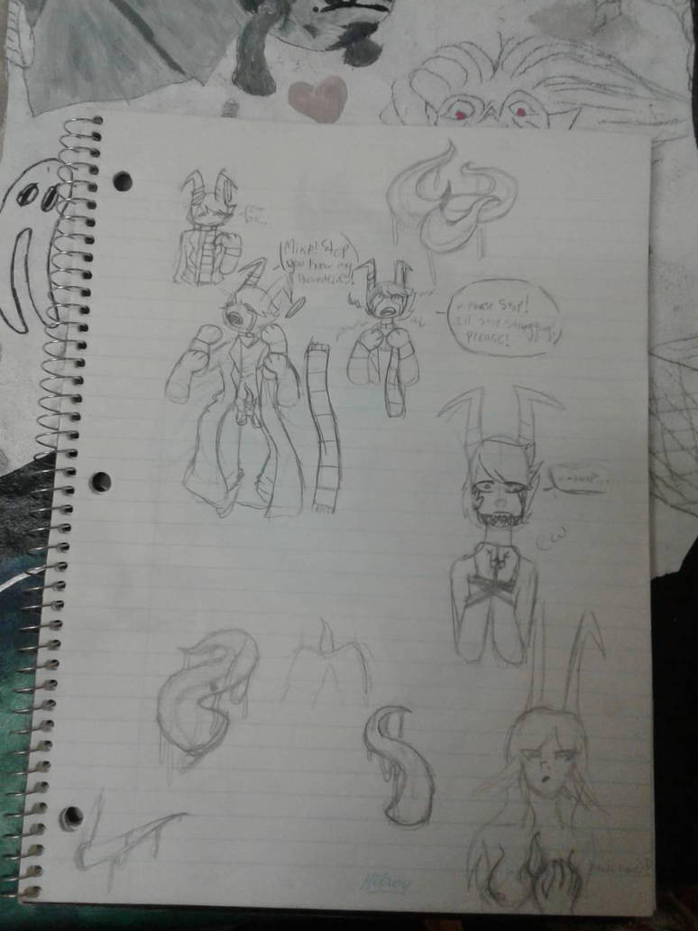 its a page of dicks by WhiipSaw