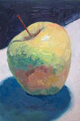 Granny Smith Apple by seneschal