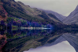 Buttermere Reflections by Capturing-the-Light