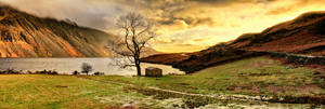Evening Light Wasdale by Capturing-the-Light
