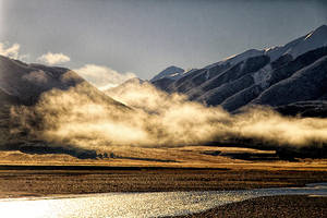 Southern Alpine Morning by Capturing-the-Light