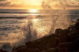 Splash Down by Capturing-the-Light